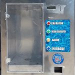 despachador automático de agua